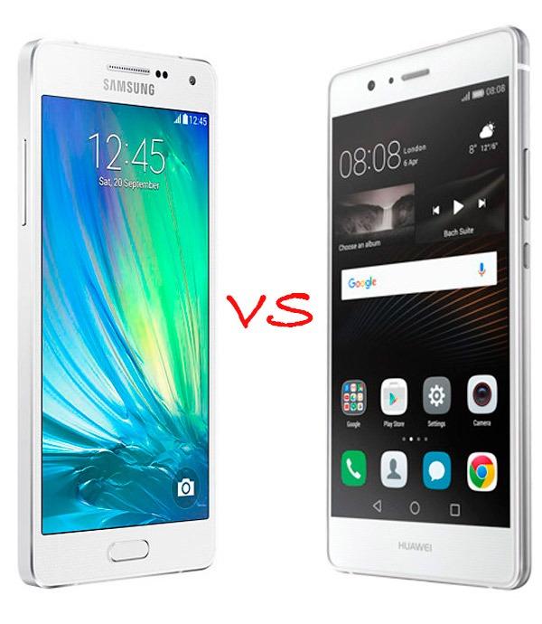 Samsung Galaxy™ A5 Vs Huawei® P9 Lite