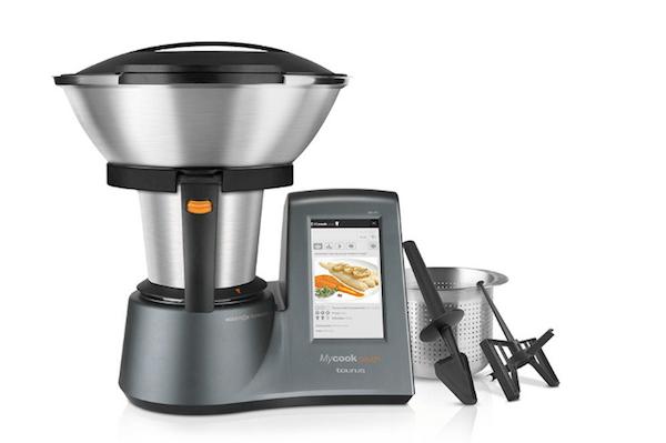 Taurus Mycook Touch, robot de cocina con pantalla táctil