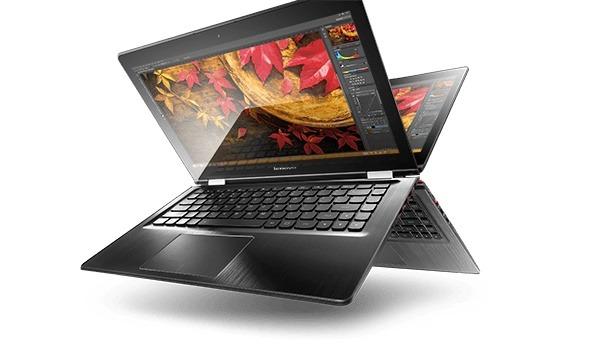 Consigue un portátil Lenovo Yoga con hasta un 25% de descuento