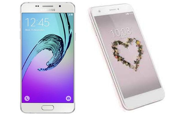 Comparativa Samsung Galaxy A3 2016 vs ZTE Blade A512