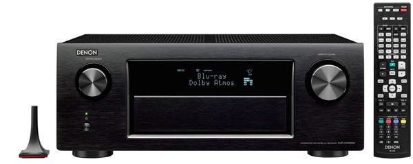 Denon AVR-X4200W, receptor Home Cinema 4K con 500 euros de descuento