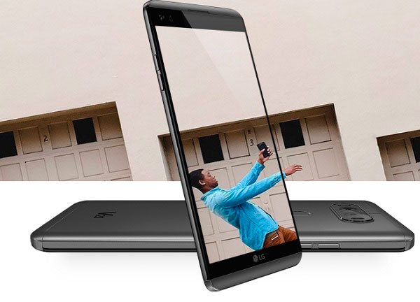 LG V20 vs Samsung® Galaxy™ S7