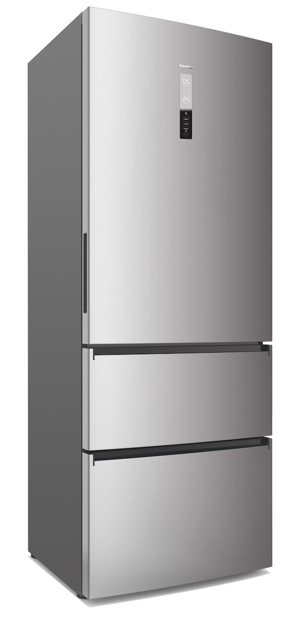 As son los frigor ficos de haier de la serie 3d series 60 - Nevera congelador dos puertas ...