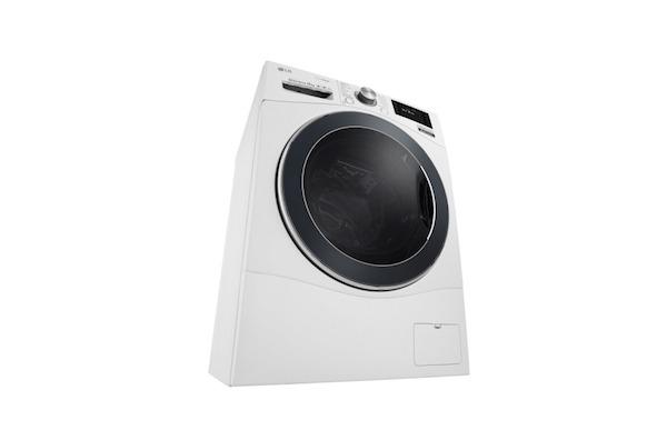 Lg turbowash una lavadora eficiente y de gran capacidad for Cuanto pesa lavadora