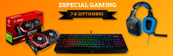 PcDays Gaming PC Componentes