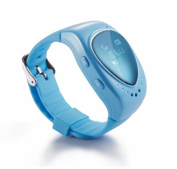 Nock Junior, un reloj para niños con localizador