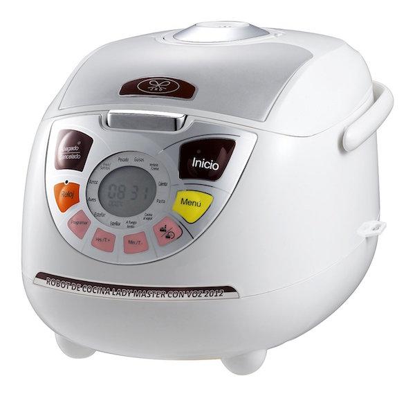 Los 10 robots de cocina mejor valorados en amazon - El mejor robot de cocina ...