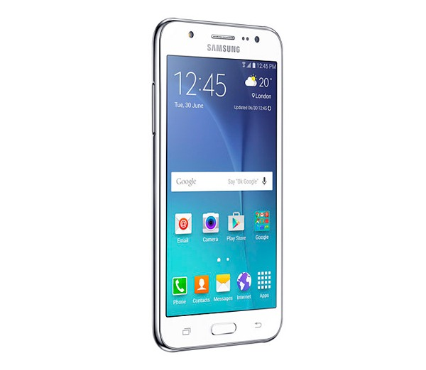 Samsung Galaxy J5 phone house