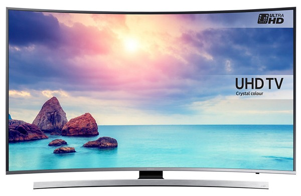 Samsung UE55KU6640, televisor curvo 4K HDR con 300 euros de descuento