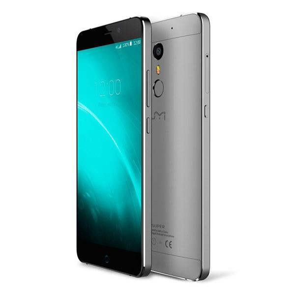 UMI Super, smartphone de 5,5 pulgadas por poco más de 150 euros