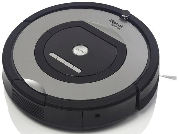 iRobot Roomba 774, robot aspirador con casi 200 euros de descuento