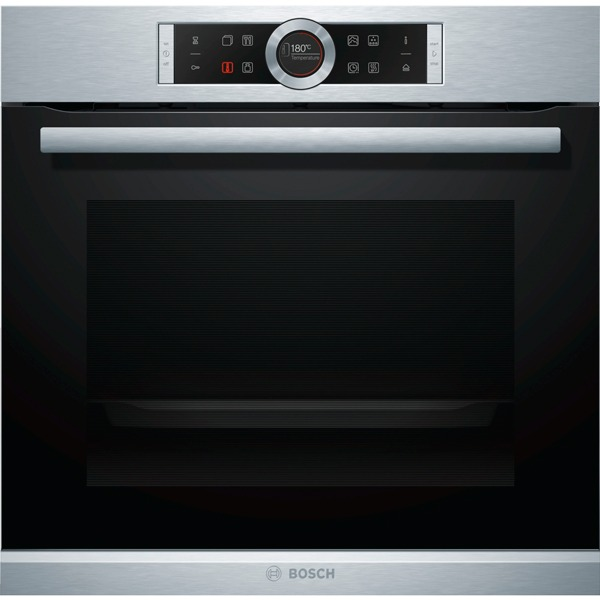 Bosch Serie 8, hornos con asistente que nos ayuda a cocinar