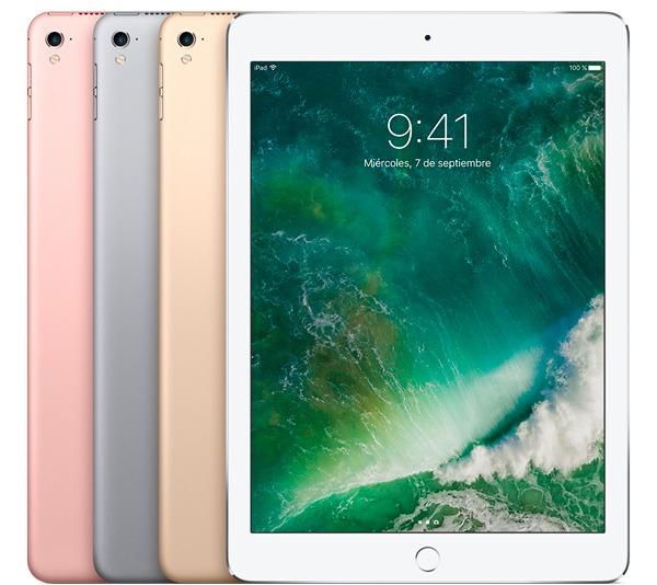 Apple iPad Pro de 9,7 pulgadas por menos de 500 euros
