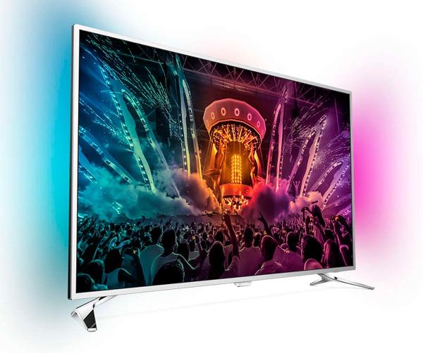 Philips 49PUS6501, televisor 4K con sistema Ambilight por menos de 650 euros