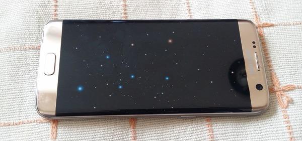 samsung galaxy s7 edge delante