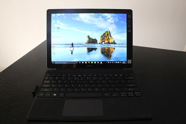 acer switch alpha 12 procesador