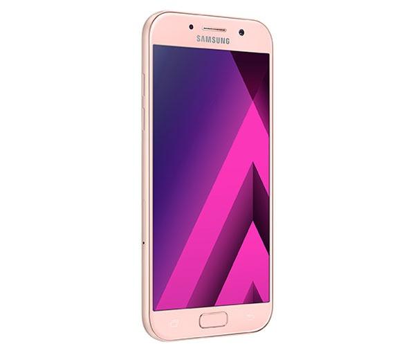 samsung Galaxy™ a5 2017 rosa lateral