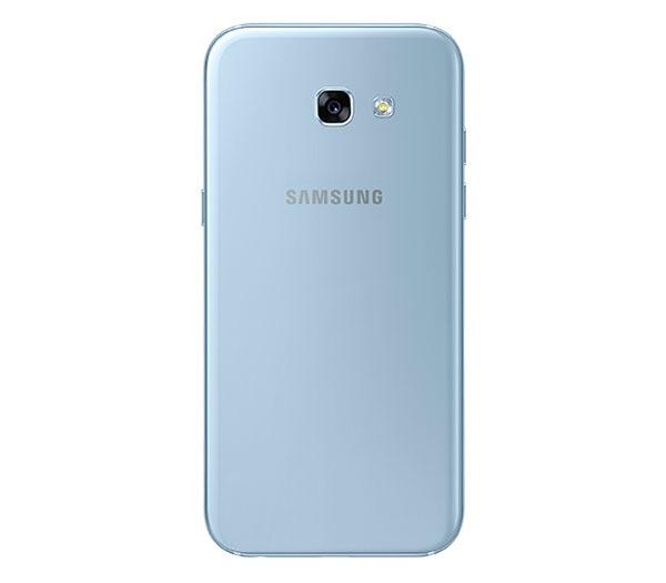 samsung galaxy a5 2017 azul trasera