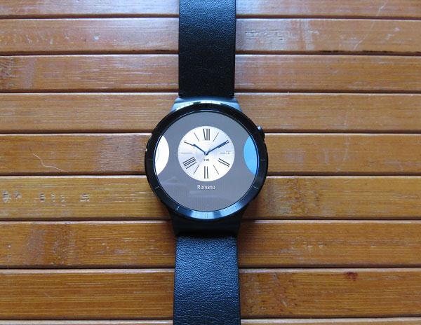 huawei watch pantalla