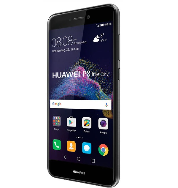 Turns huawei p9 lite dual sim black