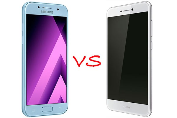 comparativa samsung galaxy a3 2017 vs huawei p8 lite 2017. Black Bedroom Furniture Sets. Home Design Ideas