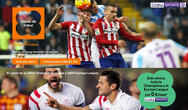 comparativa ofertas futbol movistar vs orange vs vodafone movistar orange