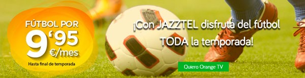 comparativa ofertas futbol movistar vs orange vs vodafone movistar jazztel