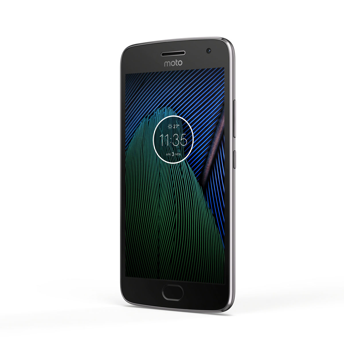 moto g5 plus lateral