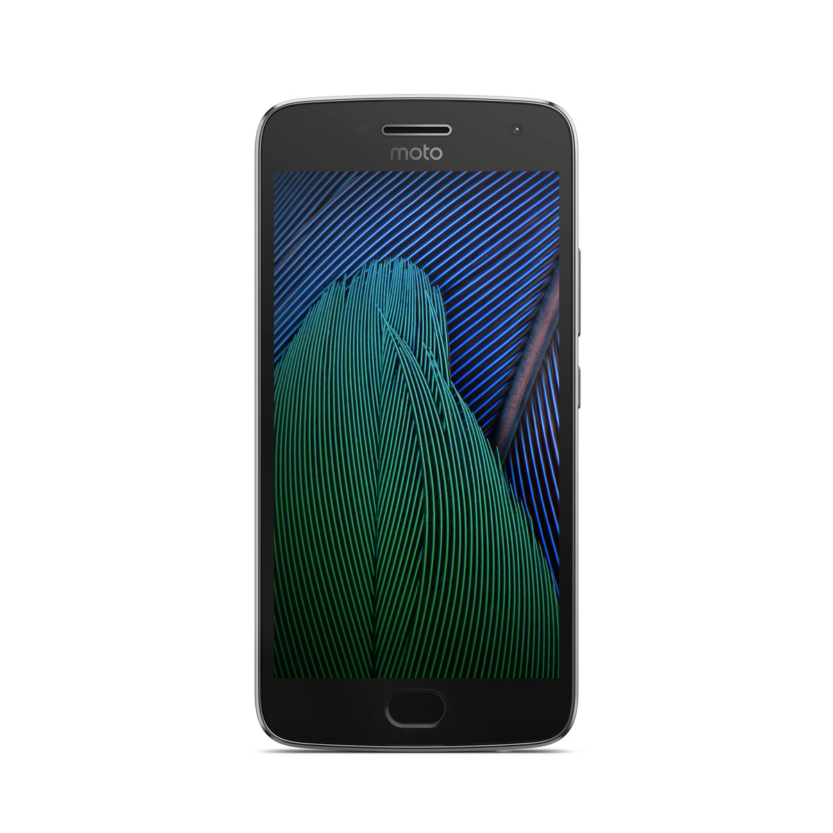moto g5 plus frontal