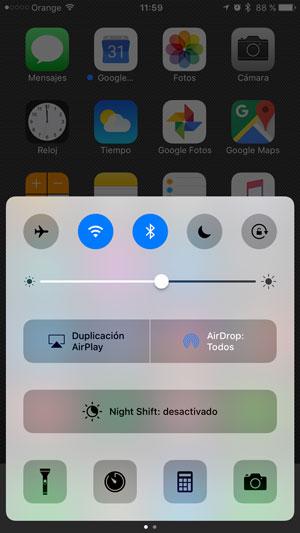 consejos ahorrar batería iPhone brillo 2