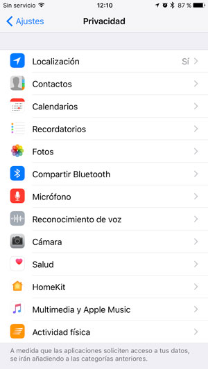 consejos ahorrar batería iPhone gps 1