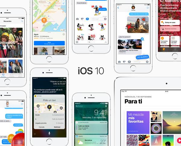 5 novedades de iOS 10.3 para iPhone e iPad