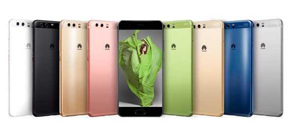 huawei p10 plus colores