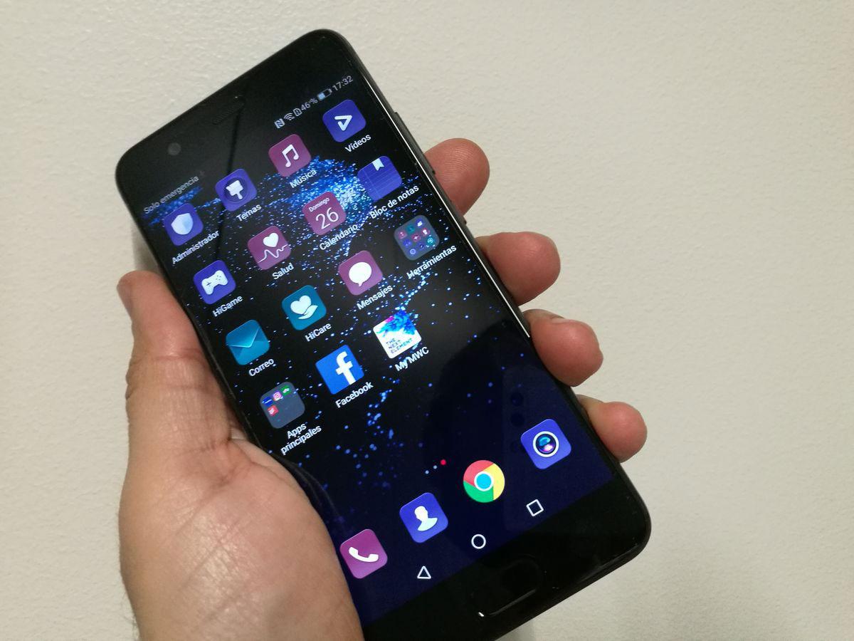 Comparativa Huawei P10 vs Sony Xperia XZ Premium 3