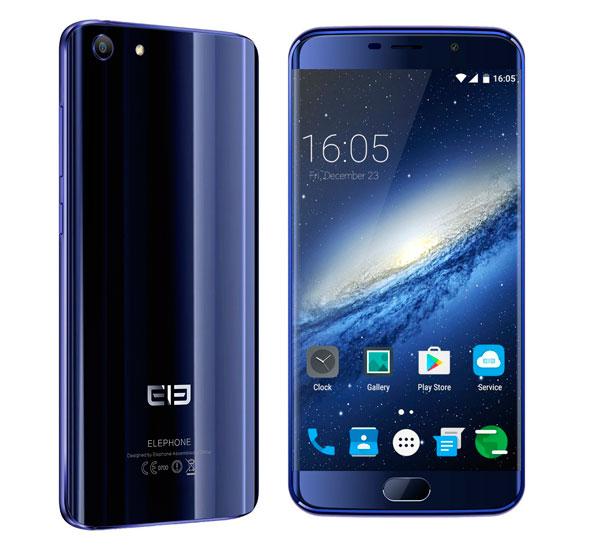Elephone S7, el móvil con pantalla curva, por menos de 200 euros en Amazon