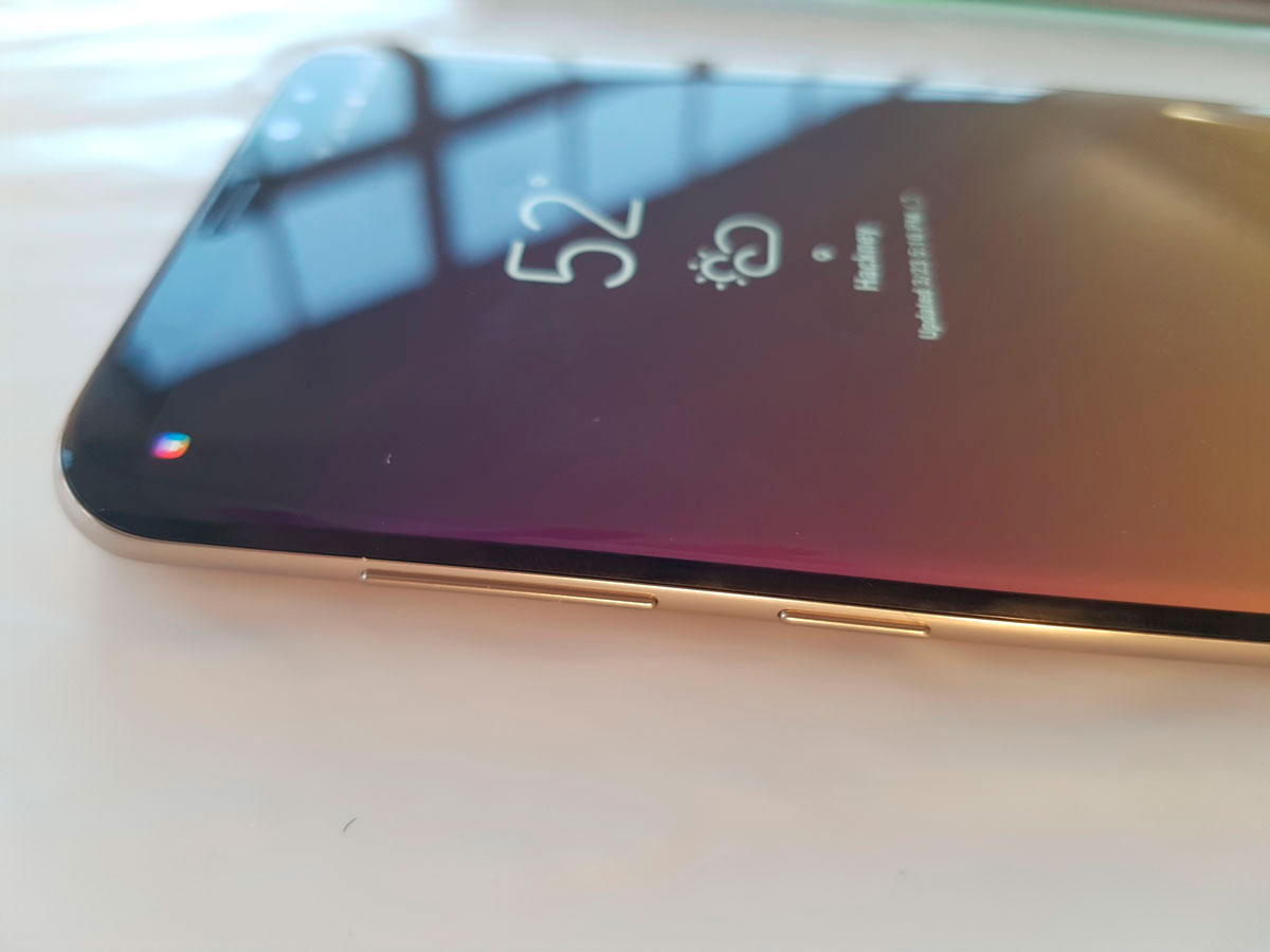 samsung galaxy s8 laterales