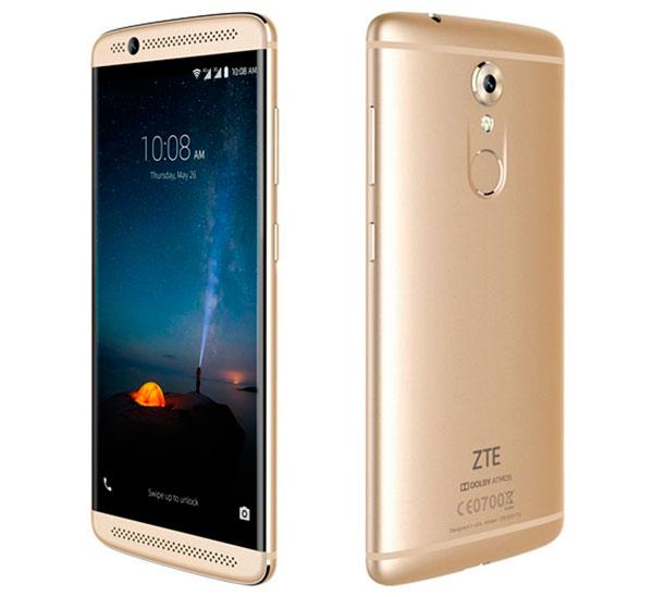 Hazte con un ZTE Axon 7 Mini por 250 euros en Amazon