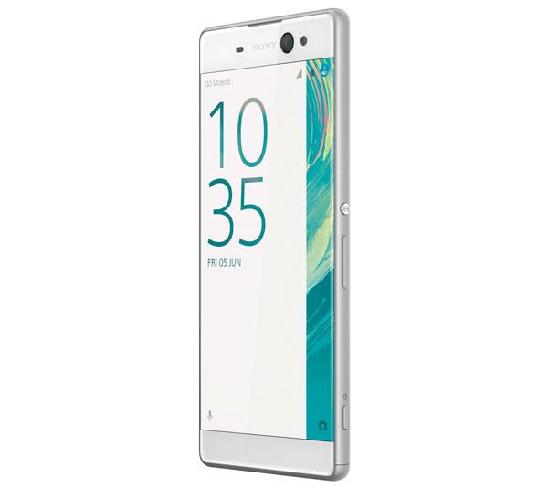 oferta Sony Xperia XA Ultra en blanco