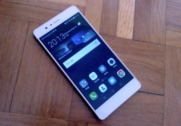 oferta Huawei P9 Lite camara