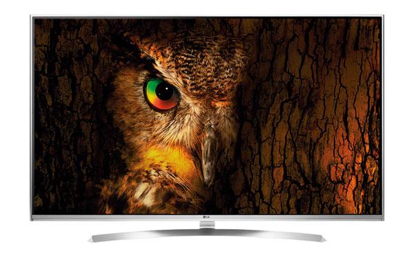 mejores ofertas semana internet corte ingles LG 55UH850V