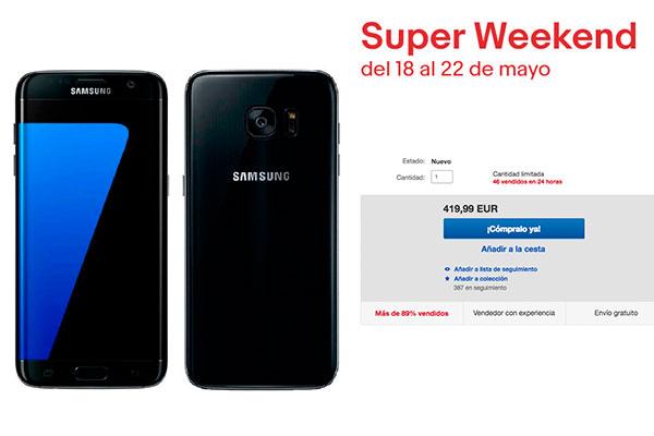 Las mejores ofertas del Super Weekend de eBay