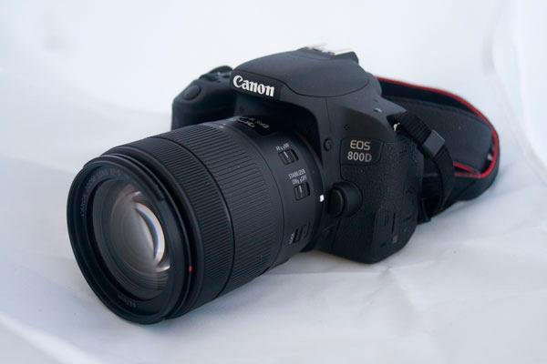 mejores ofertas Tech Weekend eBay canon eos 800D