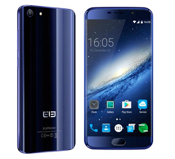 Elephone S7, el móvil con pantalla curva por 200 euros en Amazon