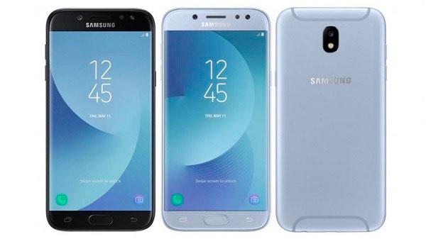 5 características destacadas del Samsung Galaxy J5 2017 lector de huellas