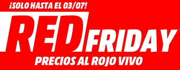 Las mejores ofertas del Red Friday de Media Markt