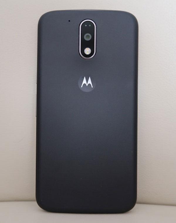 oferta Motorola Moto G4 Plus Amazon carcasa trasera
