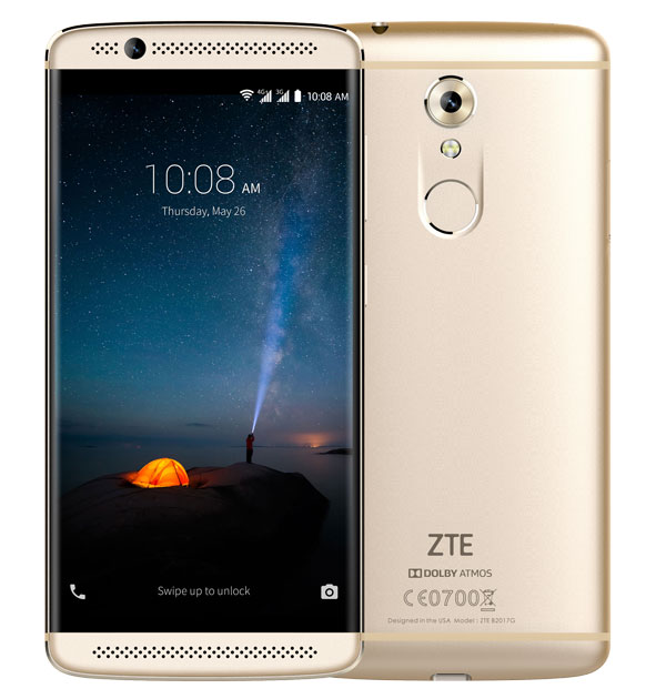 Consigue el ZTE Axon 7 Mini por 230 euros en Amazon
