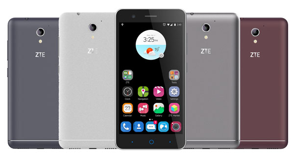 ZTE Blade A510 por 85 euros en Carrefour