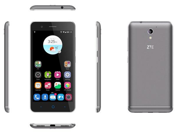 oferta Carrefour ZTE Blade A510 bateria