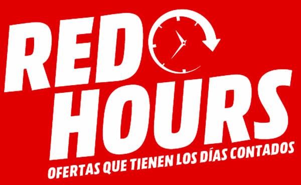 Las mejores ofertas de Media Markt por sus Red Hours